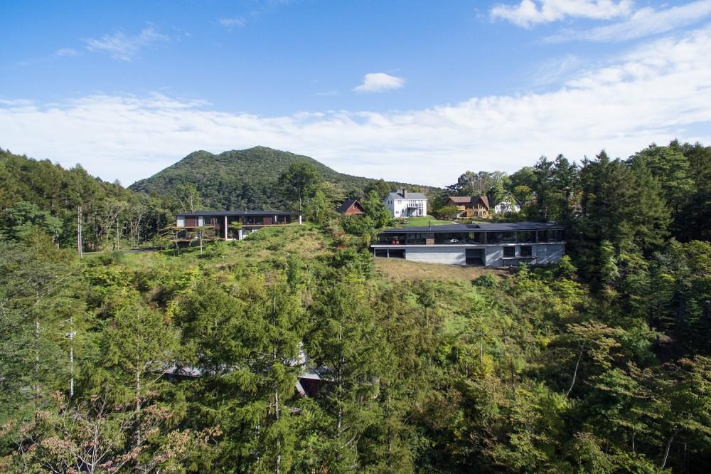 KI山荘 (外観)