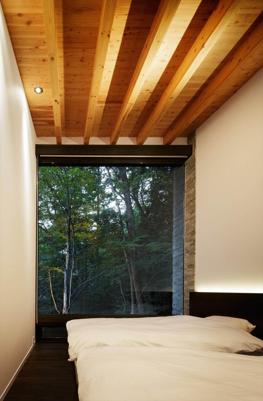 U山荘 (寝室)