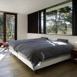 SI山荘 (寝室)
