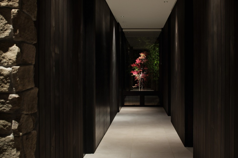SI山荘 (廊下)