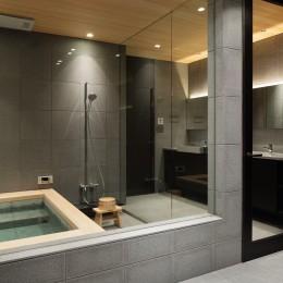 SI山荘 (浴室)