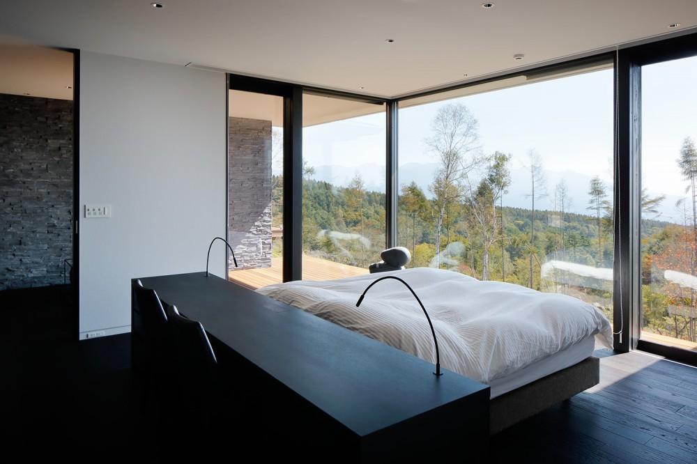 TK山荘 (寝室)