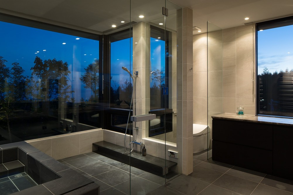 TK山荘 (浴室)