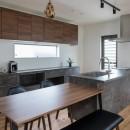 『呉の家』ゆったりと寛げる家の写真 キッチン