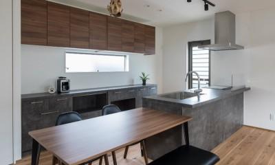 『呉の家』ゆったりと寛げる家 (キッチン)
