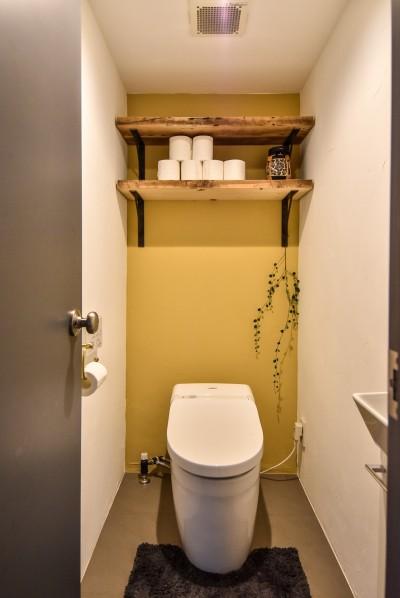 トイレ (素材が持つちから)