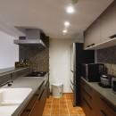 M邸_二人のためのまったりヴィラの写真 キッチン
