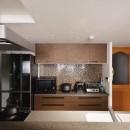 M邸_二人のためのまったりヴィラの写真 キッチン収納