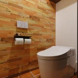 M邸_二人のためのまったりヴィラ (トイレ)