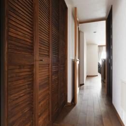 M邸_二人のためのまったりヴィラ (玄関)
