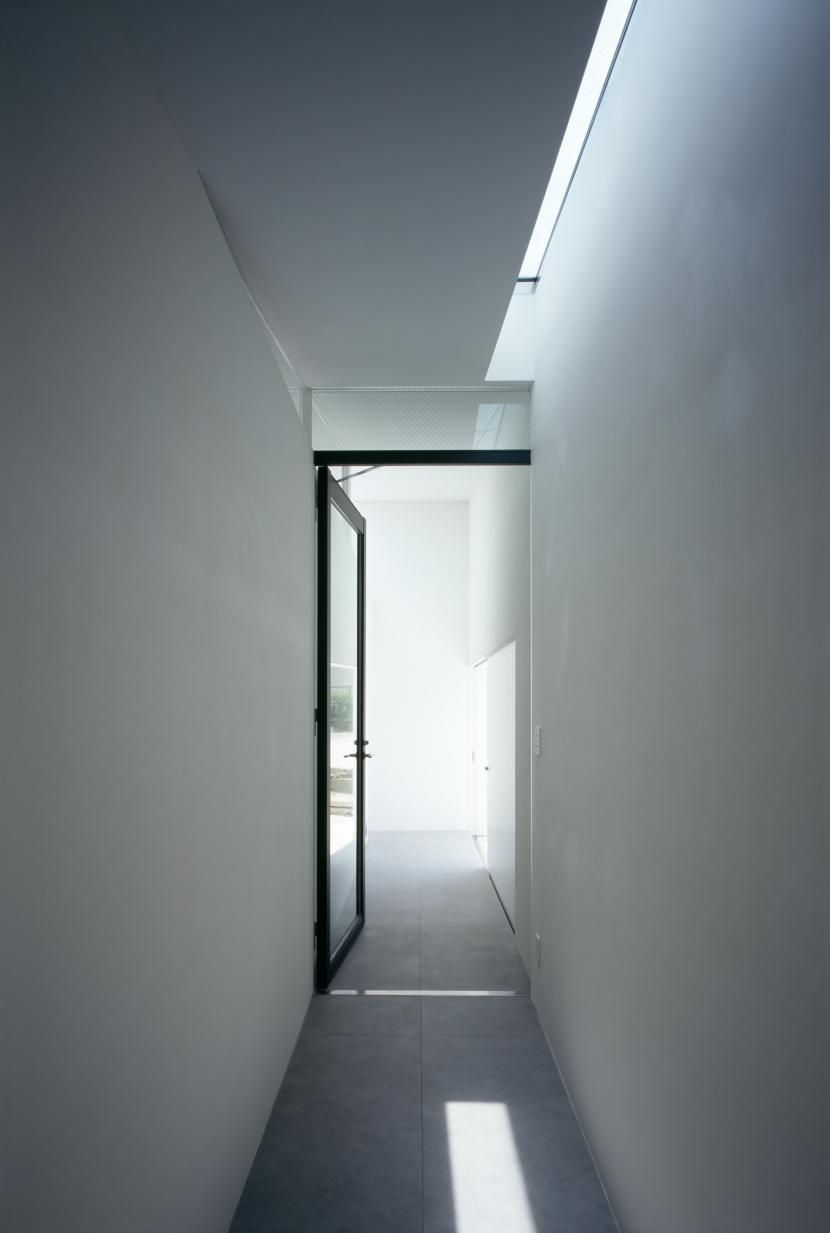 MURの部屋 玄関