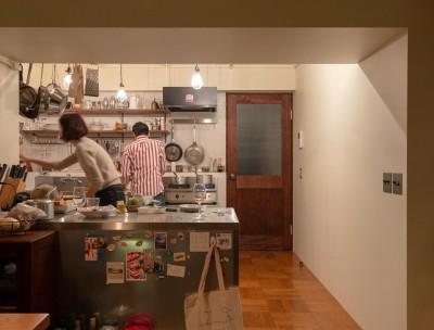 家なかレストラン (キッチン)