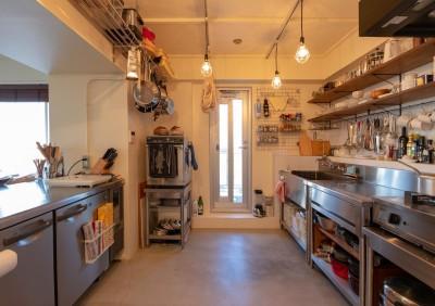 キッチン (家なかレストラン)