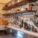 家なかレストランの写真 キッチン