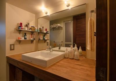 洗面室 (家なかレストラン)