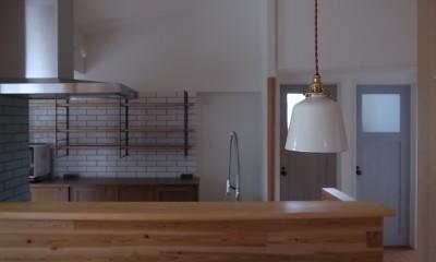 南あわじの家 (キッチン)