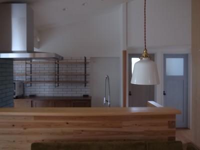 キッチン (南あわじの家)
