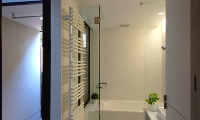 祖師谷の家 (浴室)