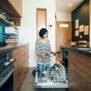 vindの写真 キッチン