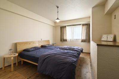 寝室 (F邸_パパとボクとでCooking!)