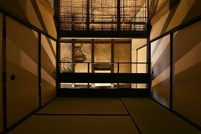 「藏や」聚楽第 (町家旅館) (寝室)
