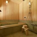 「藏や」聚楽第 (町家旅館)の写真 浴室