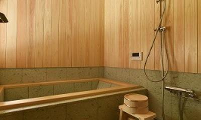 「藏や」聚楽第 (町家旅館) (浴室)