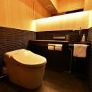 「藏や」聚楽第 (町家旅館)の写真 WC