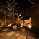 「藏や」聚楽第 (町家旅館)の写真 坪庭