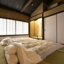 「藏や」聚楽第 (町家旅館)の写真 寝室