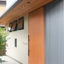 埼玉県北鴻巣の家の写真 玄関ポーチ