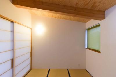 和室 (埼玉県北鴻巣の家)