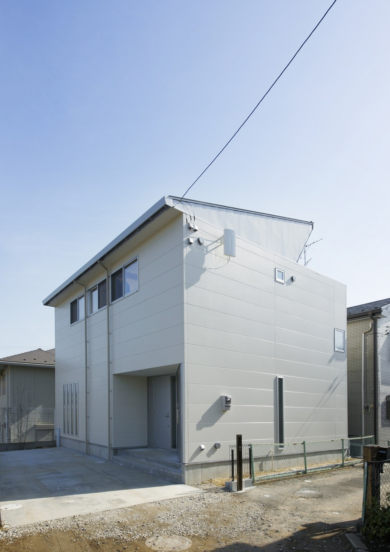 鎌取の家 (外観)