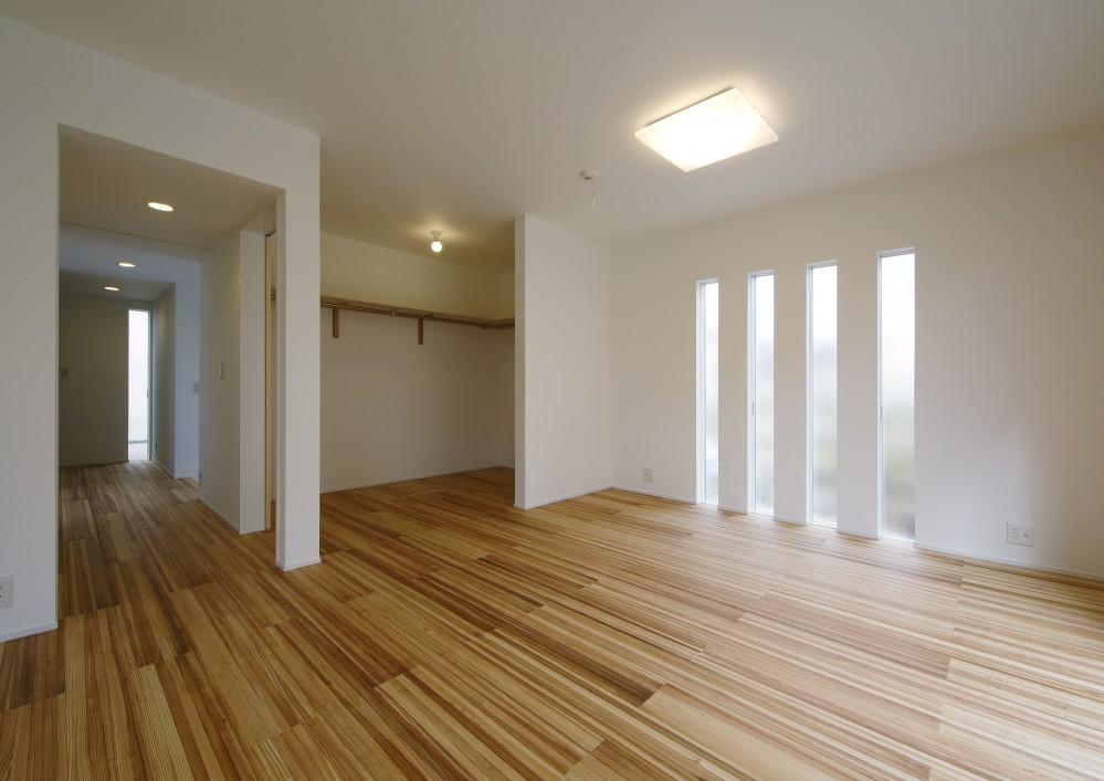 鎌取の家 (1階)