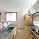 埼玉県北鴻巣の家の写真 キッチン
