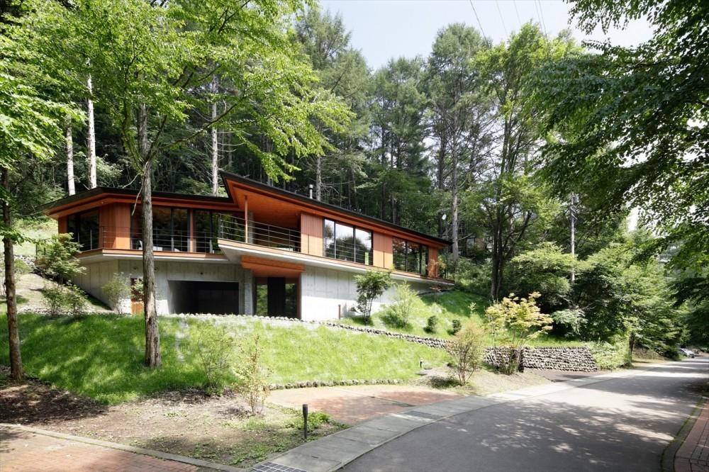 21山荘 (外観)