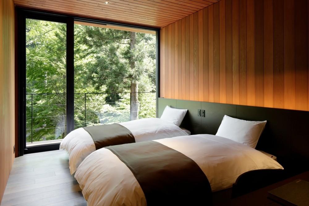 21山荘 (寝室)
