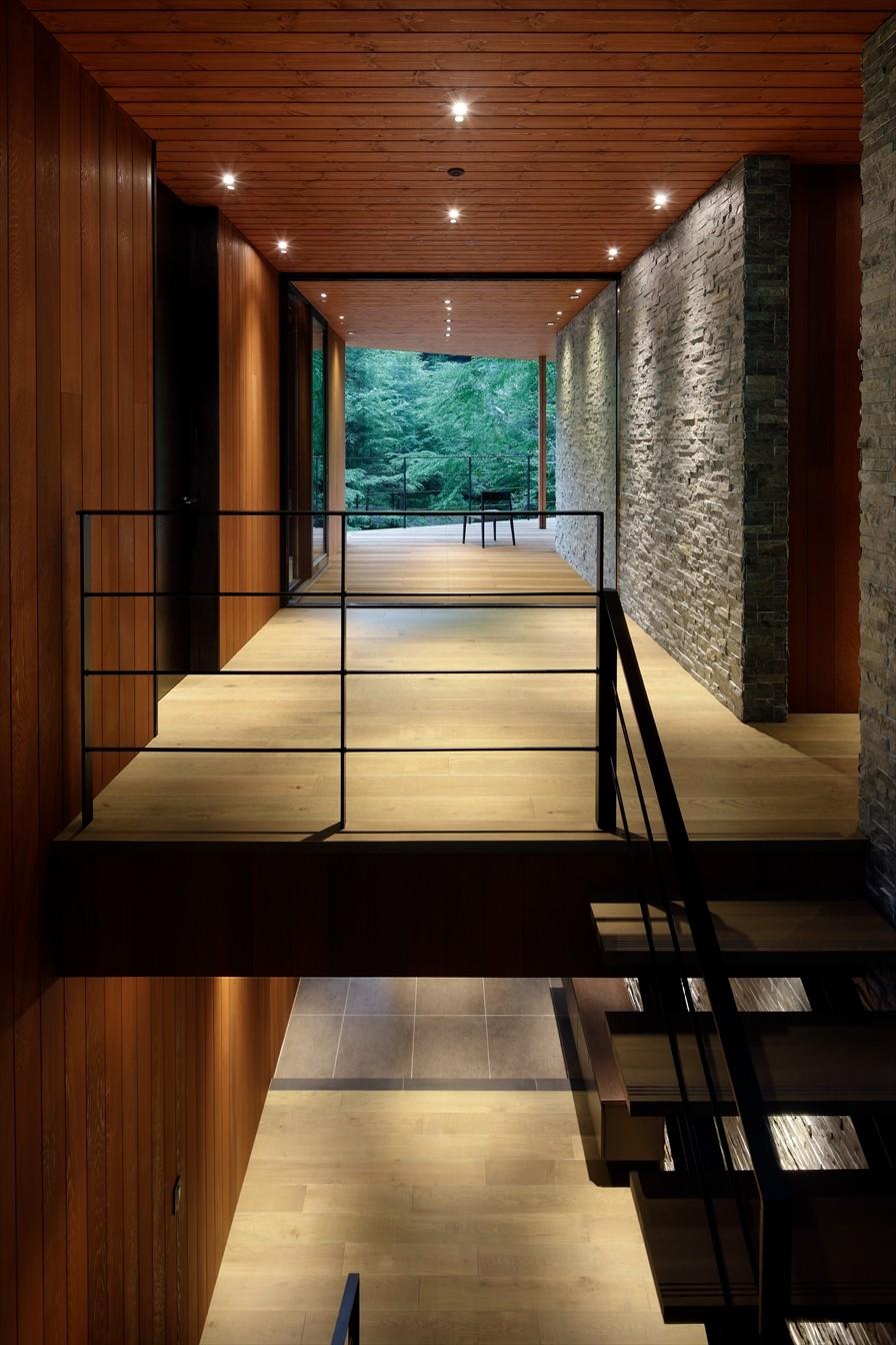 21山荘 (階段)