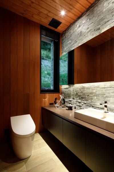 トイレ (21山荘)