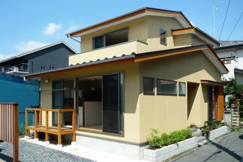 M House (外観)