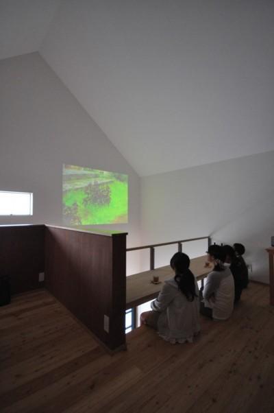 2階シアタースペース (学園町ベース)