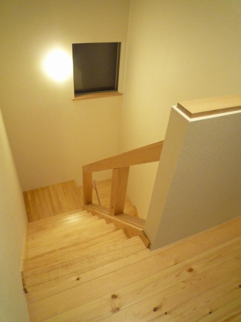 resound courtの部屋 階段室