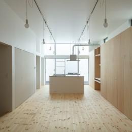 長居東の住宅 / House in Nagai-higashi (2階LDK)