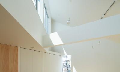 長居東の住宅 / House in Nagai-higashi (3階 子供室)