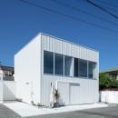 結崎の住宅 / House in Yuzakiの写真 外観(東側より見る)