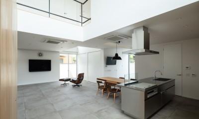 結崎の住宅 / House in Yuzaki (1階 LDK)
