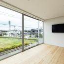 結崎の住宅 / House in Yuzakiの写真 2階 主寝室
