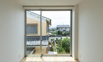 結崎の住宅 / House in Yuzaki (2階 子供室)