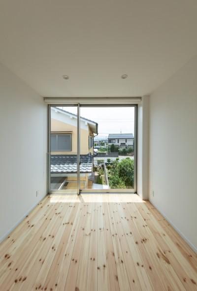 2階 子供室 (結崎の住宅 / House in Yuzaki)