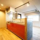 『こだわりはVINTAGE×NATURAL』の写真 キッチン